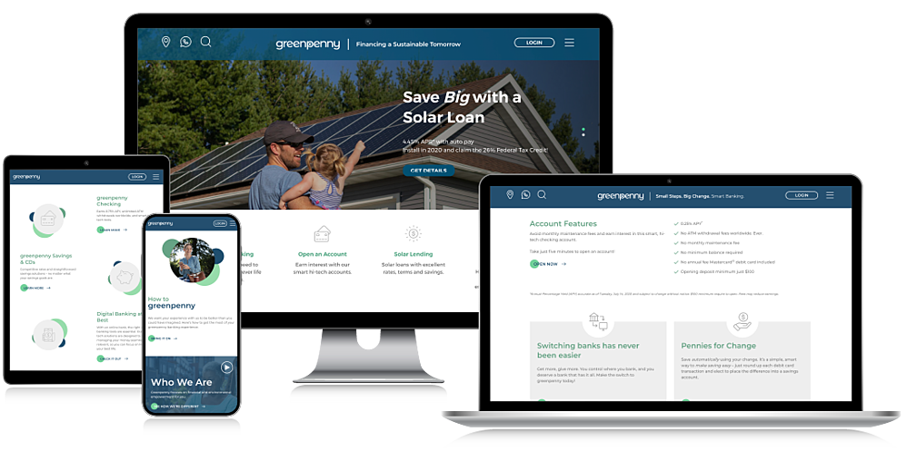 Greenpenny Website